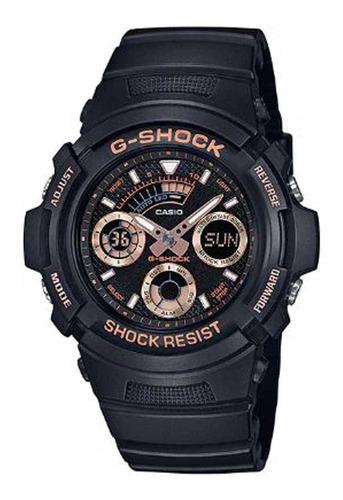 Relógio Casio Masculino G-shock Aw-591gbx-1a4dr