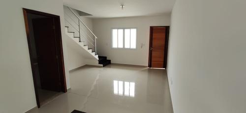 Imagem 1 de 15 de Sobrado - Praia Das Palmeiras - Caraguatatuba - 95 M² - 2 Dormitórios - 2 Suítes - Sacada - Cozinha Americana - 1 Vaga - Aceita Financiamento E Fgts - 3466 Lp - 69542108