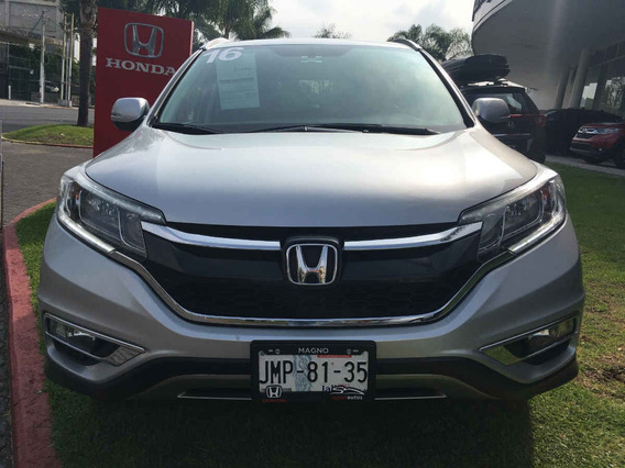 Honda Crv 5p Exl L4/2.4 Aut