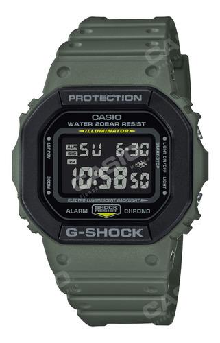 Imagen 1 de 8 de Reloj Casio G-shock Youth Dw-5610su-3 Serie Utility Color
