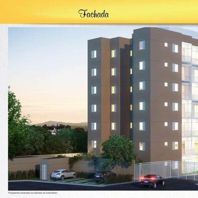 Apartamento Com 3 Dormitórios À Venda, 59 M² - Jardim Helena Maria - Vargem Grande Paulista/sp - Ap1188