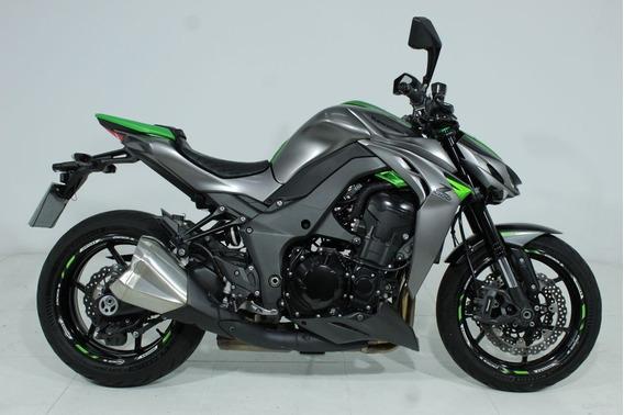 Kawasaki Z 1000 Abs 2017 Verde