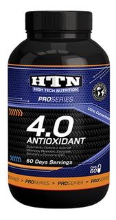 Coenzima Q10 Zinc Resveratrol X60 Caps De Htn Vitamina A C E