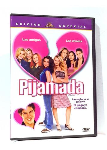 Imagen 1 de 2 de Pijamada Dvd Nuevo Original Steve Carell Sara Paxton