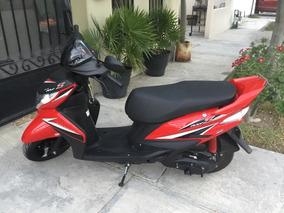Scooter Yamaha Ray Z, Como Nuevo