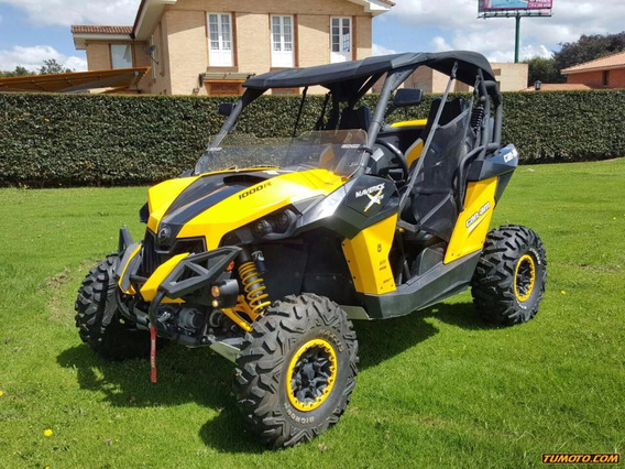 Can Am Maverick Xrs