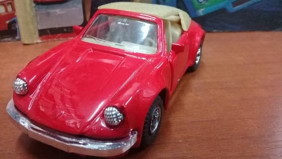 Autito De Colección Ferrari Rojo.