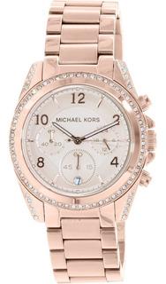 Reloj Michael Kors Mujer Mk5263 Stock Real Entrega Inmediata