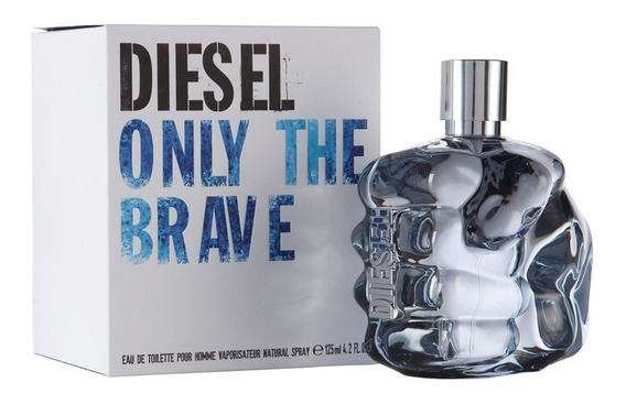 Diesel Only The Brave Edt 125 Ml Masc - Original