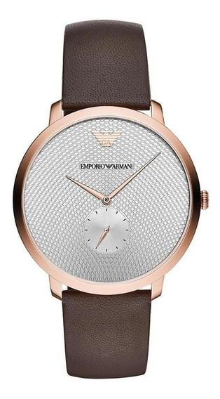 Relógio Empório Armani Masculino Modern Rosé Ar11163/0pn