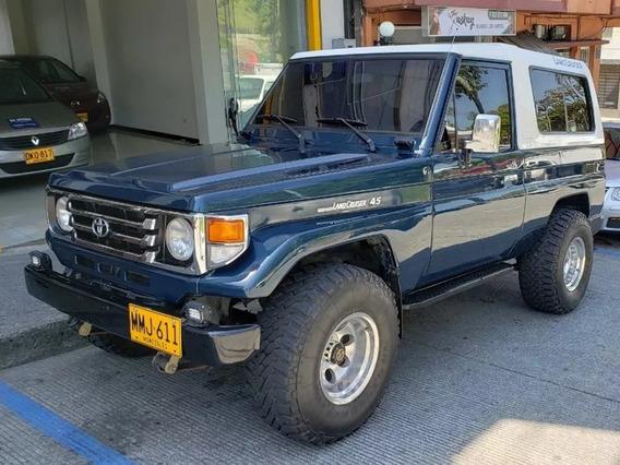 Toyota Land Cruiser Land Cruiser 4.5 1998