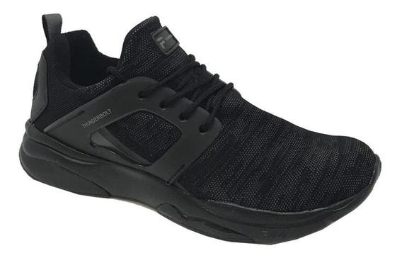 Lanzamiento!! Zapatillas Fila Thunder Negra ¡¡envío Gratis!!
