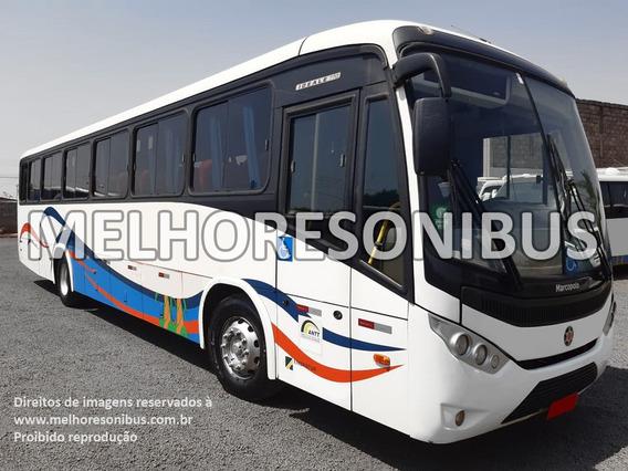 Onibus Rodoviario Motor Dianteiro - Ano 2012/13 - Ideale