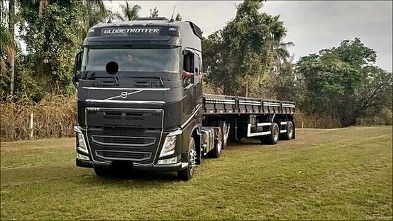 Volvo Fh12 460 I-shift Engatado Na Carreta -leia Tudo