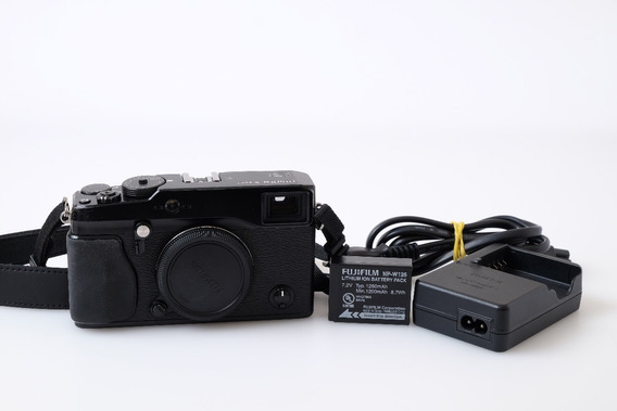 Câmera Fujifilm X-pro 1