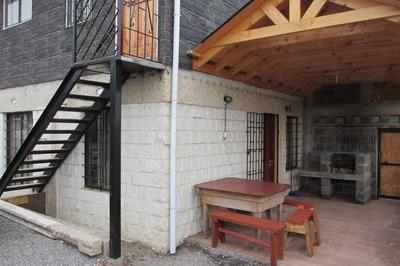 Comodas Casas A 3 Cuadras Del Mar En El Tabo Con Quincho