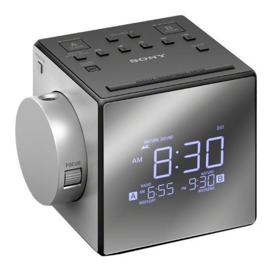 Radio Reloj Sony Icfc1pj Alarm Clock Radio