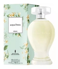 Acqua Fresca Original Boticario 100ml 12xsj E
