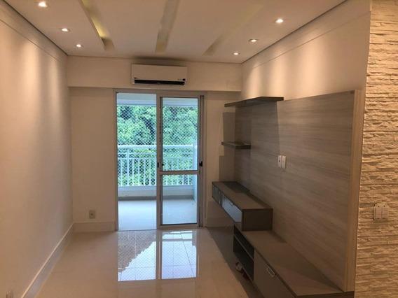 Apartamento Em Marapé, Santos/sp De 83m² 3 Quartos À Venda Por R$ 550.000,00 - Ap166861