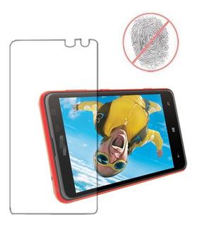 Mica De Pantalla Anti Huella Para Nokia Lumia 625