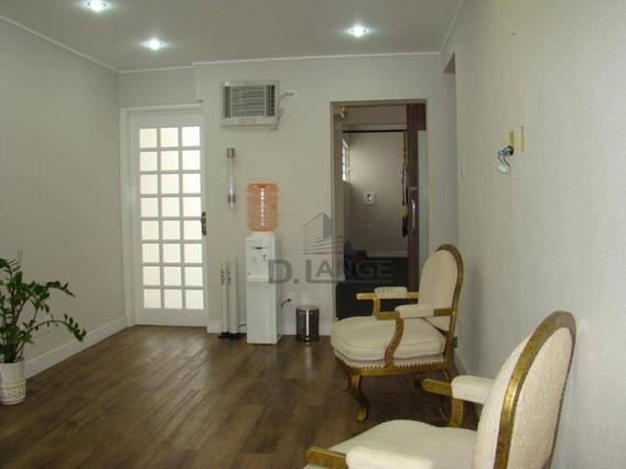 Casa Comercial, Impecável Para Locação No Coração Do Bairro Cambuí - Ca13721