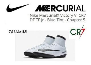 Nueva Zapatilla Nike Mercurial Cr7 Deportes y Fitness en