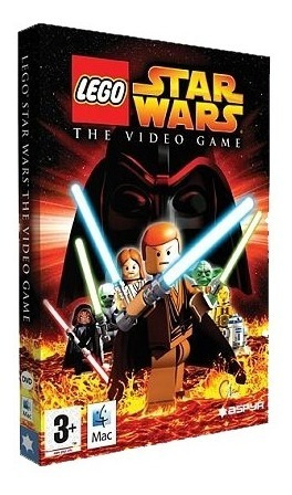 Lego Star Wars O Jogo - Pc Dvd - Mídia Física - Frete 8 R$