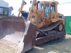 Tractor Sobre Orugas Caterpillar D9n Reman En 2005 Ripper