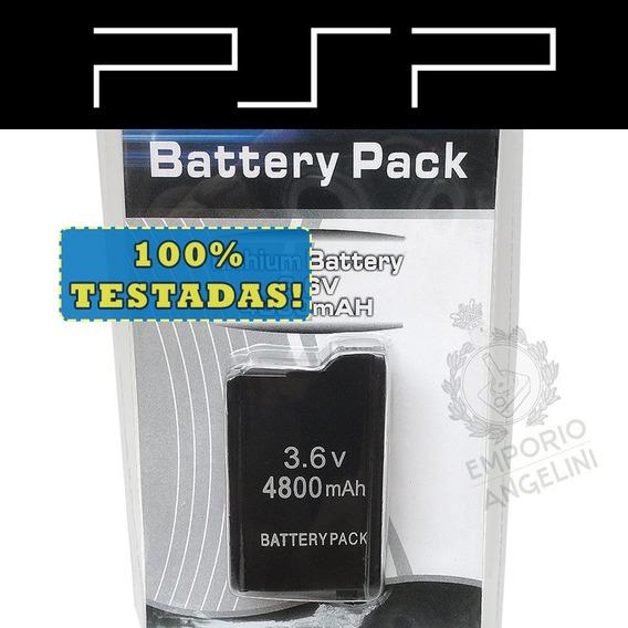 Bateria Para Psp Slim 3.6v Linhas 2000 / 3000 Nfe