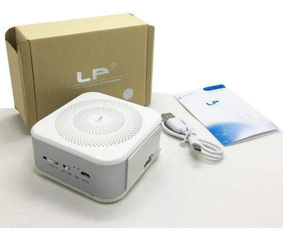 Caixa De Som Dock Station Lp-q8 Universal Tablet/ Celular/pc
