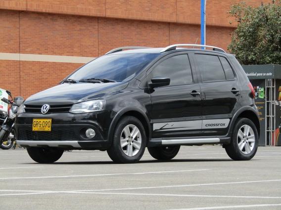 Volkswagen Crossfox Mt 1600 Aa Ab Abs
