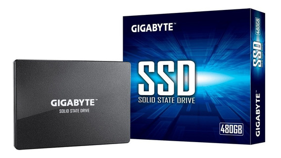 Disco Solido 480gb Gigabyte Ssd 500 Mb/s 2.5 1