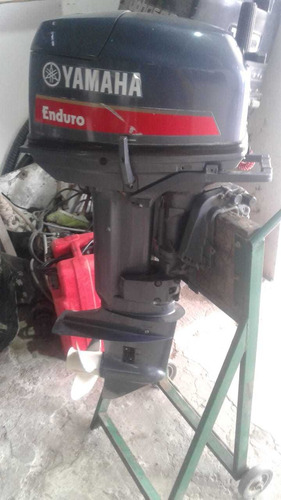 Yamaha 25 Hp 2t 2009 70 Horas Enduro