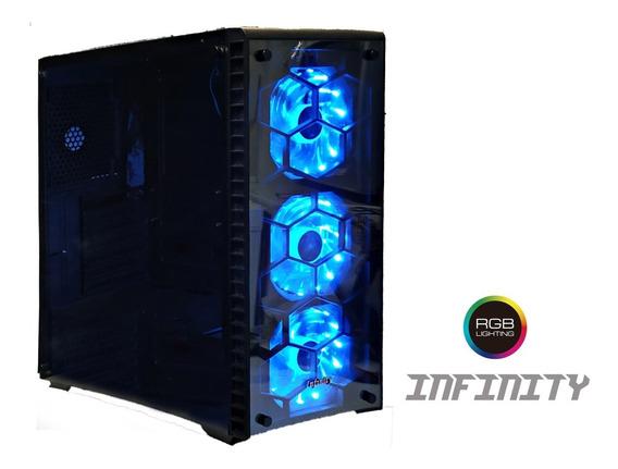 Pc Gamer I5 - 8gb - Ssd 240gb - Hd 1tb -gtx 1050ti 4gb Top33