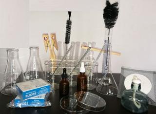 Material Para Laboratorio Experimentos Quimica Colegios