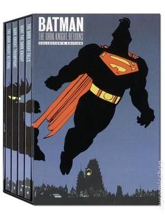 Batman The Dark Night Returns Collectors Edition X 4 120,00