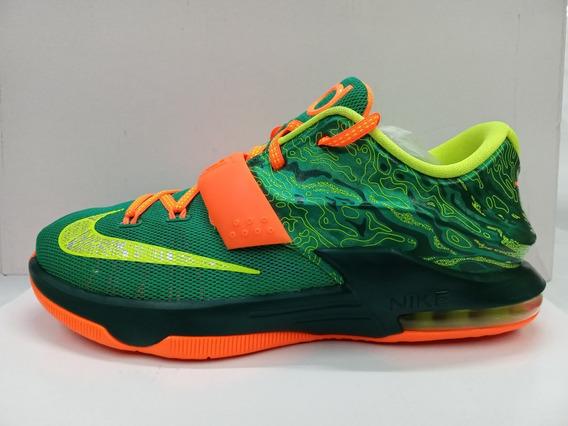 Tenis De Basquetbol Nike Kevin Durant 7 Weatherman De Niño