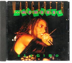 Cd Margareth Menezes Elegibo 1990 Importado