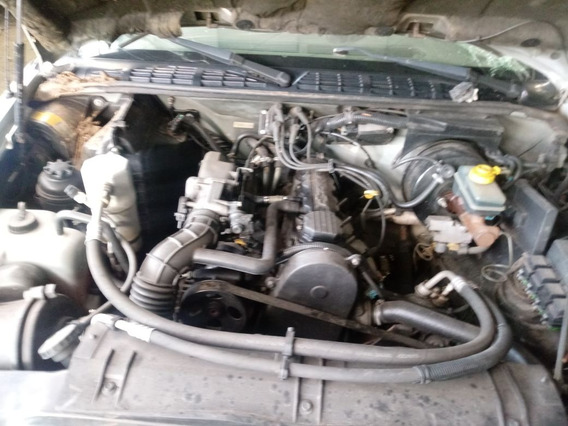 Sucata Chevrolet S10 2.4 Cab. Dupla 4p