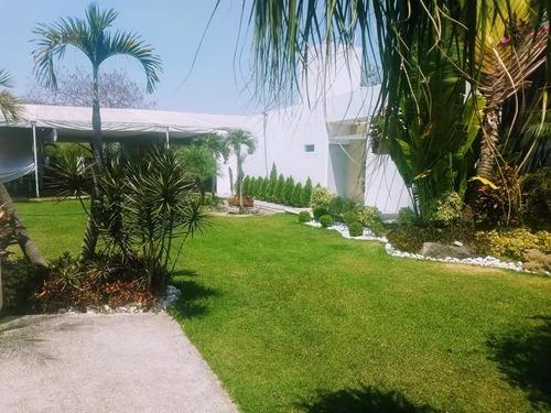 Venta De Jardin Para Eventos Sociales En Chiconcuac