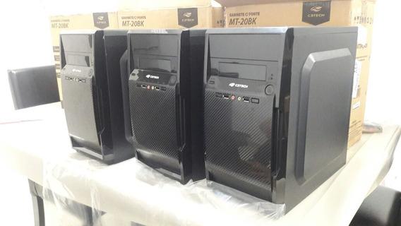 Pc Cpu Computador Intel Core I5 Memoria 8gb Ssd 240gb