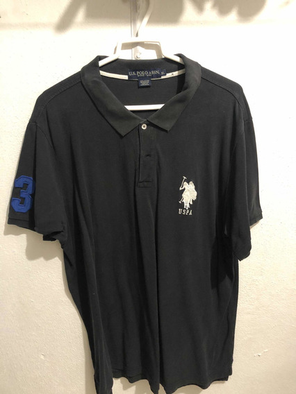 Us Polo Assn - Original - Xl - Negra