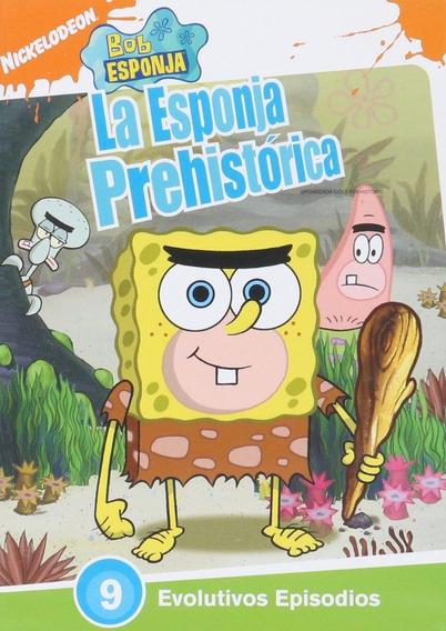 Bob Esponja La Esponja Prehistorica Serie Dvd
