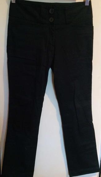 Pantalón Negro Talle 24.