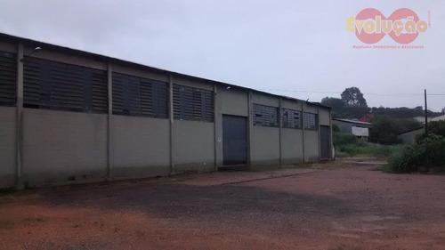 Imagem 1 de 24 de Galpão Industrial - Rodovia Itatiba - Louveira-sp - Ga0086