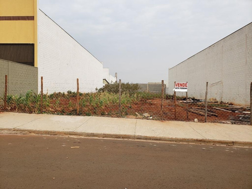 Terreno À Venda, 1099 M² Por R$ 460.000,00 - Parque Industrial Bandeirantes - Santa Bárbara D'oeste/sp - Te0224