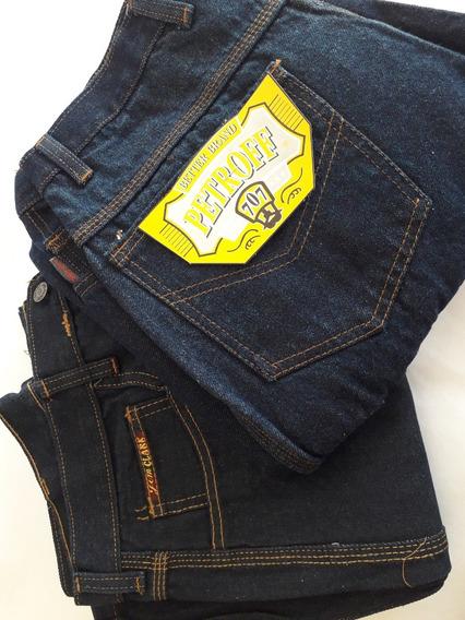 Pantalones Industriales De Caballero Nuevos Triple Costura