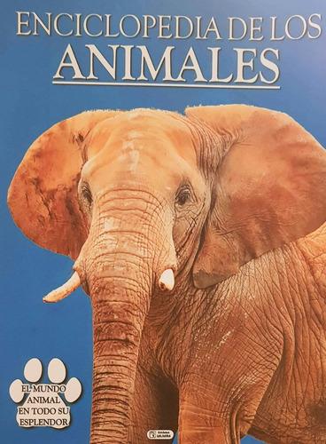 Enciclopedia De Los Animales - Libro Didáctico - Saldaña