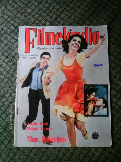 Filmelandia N. 87 (fevereiro 1962) Rio Grafica Editora Ltda