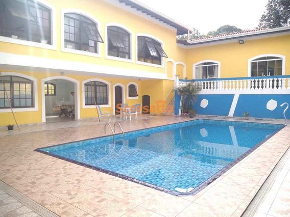 Casa De Condomínio Com 4 Dorms, Bosque Do Embu, Embu Das Artes - R$ 1.8 Mi, Cod: 1127 - V1127